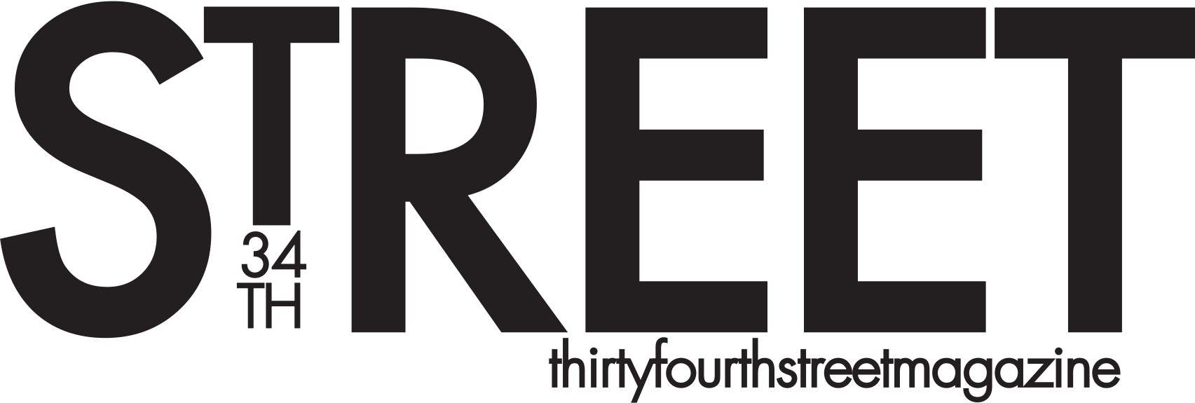 34th Street Magazine logo